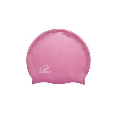 Touca de silicone lisa Hammerhead / Rosa pink