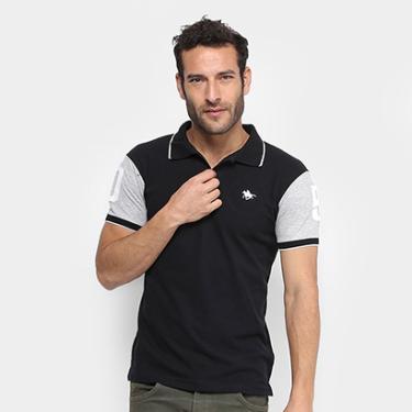 Camisa Polo RG 518 Piquet Bordado Masculina - Masculino 23d9dce9337ed