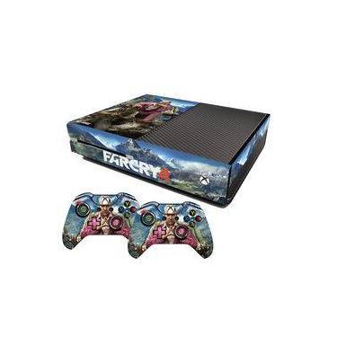Skin Xbox One Fat Far Cry 4
