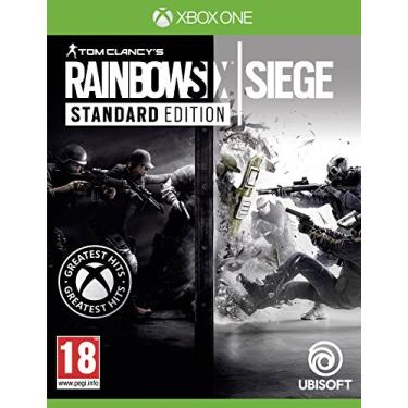Jogo Rainbow Six Siege - Ps4 Mídia Física