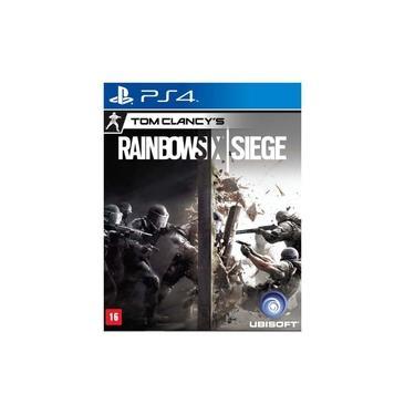 Jogo Tom Clancy's Rainbow Six Siege para PS4