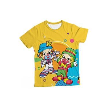 Camiseta Infantil Patati Patata MC