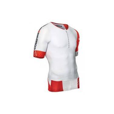 Camisa De Triathlon Tr3 Branca M