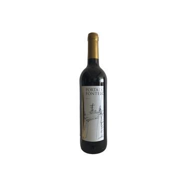 Vinho Tinto Português Tinto Porta Do Fontelo Dão 750 Ml