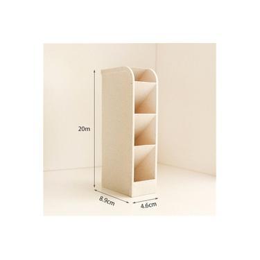 Organizador de Maquiagem Moda 4 Desktop grades porta-Caneta Pincel Maquiagem stand