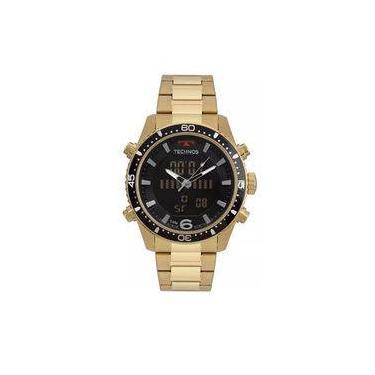d9e360b1f32 Relógio de Pulso Masculino Technos Cronômetro Americanas