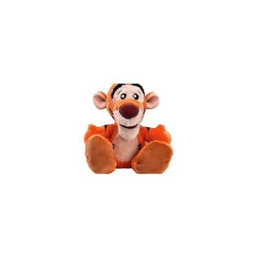 Imagem de Pelucia Tigrão Big Feet Original Disney Ursinho Pooh 30cm