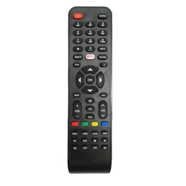 Controle Remoto Para Smart Tv Led Philco PH39E31DG Teclas Netflix e DTVi