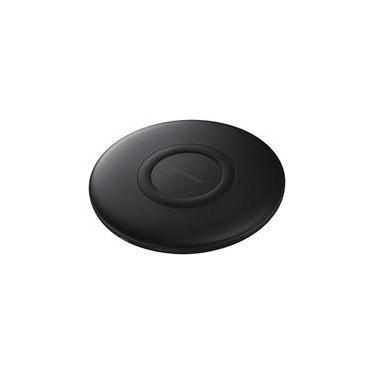 Carregador Sem Fio Samsung Slim, USB Tipo C, Preto - EP-P1100BBPGBR