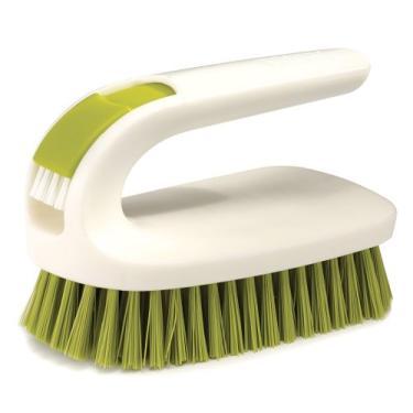 Escova para Limpeza Multiuso 2 em 1 Twin Scrub Verde Joseph Joseph