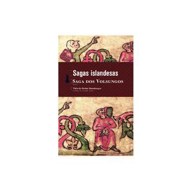 Saga dos Volsungos - Livro de Bolso - Moosburger, Theo De Borba - 9788577151127