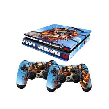 Skin PS4 Slim Just Cause 3