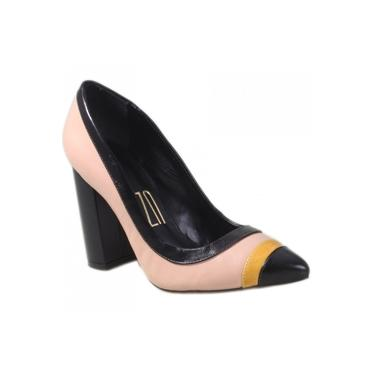 Sapato Scarpin Uza Prada D14G614B0006