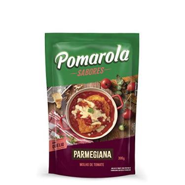 Mlho Tomate Parmegiana
