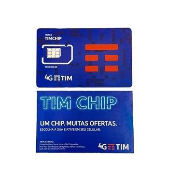 Chip Tim Pré Pago