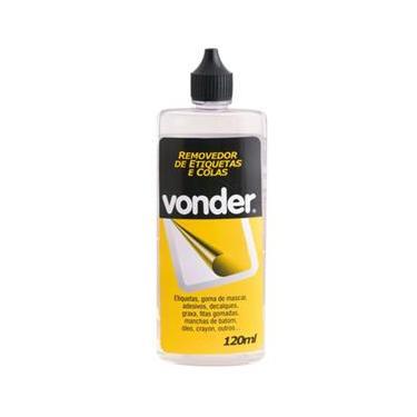 Imagem de Removedor de etiquetas / colas 120 ml - Vonder