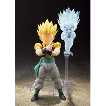Dragon Ball Super Saiyan Gotenks - S.h. Figuarts Bandai Bandai