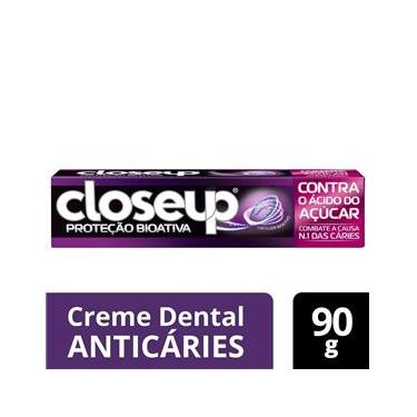 Creme Dental Close Up Proteção Bioativa 90g