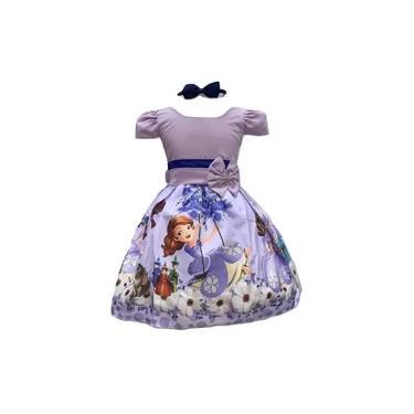 Vestido Temático Sofia