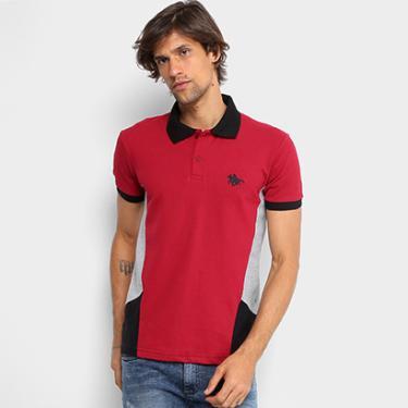 b0e78fa075 Camisa Polo em Piquet RG 518 com Recortes Masculina - Masculino