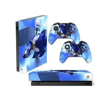 Skin Xbox One X Sonic