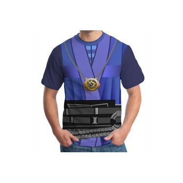 Camiseta Doutor Estranho Camisa Masculina Roupa Super Herois