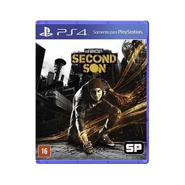 Jogo PS4 Infamous: Second Son