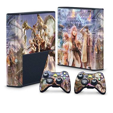Skin Adesivo para Xbox 360 Super Slim - Final Fantasy Xiii #B