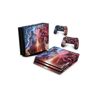 Skin Adesivo para PS4 Pro - Tekken 7