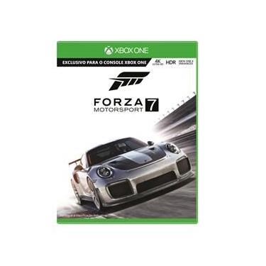 Jogo Forza Motorsport 7 - Xbox One