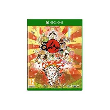 Jogo Okami HD - Xbox One