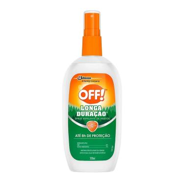 Imagem de Repelente de Insetos Off! Longa Duração Spray 200ml