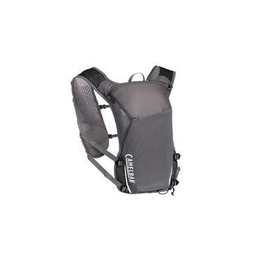 Mochila De Hidratação Camelbak Zephyr Vest Com 2 Garrafas Flexíveis 500ml