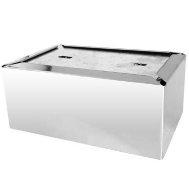 Dispenser para Guardanapo de Mesa Inox Aurimar 30065