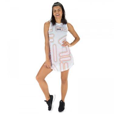 Camiseta Regata Fila Mesh Summer Sports - Feminina Fila Feminino