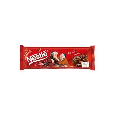 Cobertura de Chocolate ao Leite Dois Frades Nestlé - 500g