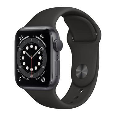 Imagem de Relógio Apple Watch Series 6 Cinza MG133
