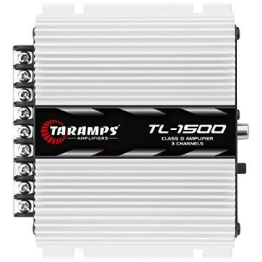 Módulo de Potência 2 Ohms 200W RMS 3 Canais - TARAMPS TL1500