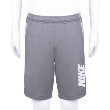 Bermuda Nike Infantil Dry GFX Legacy Cinza 80494cb9be885