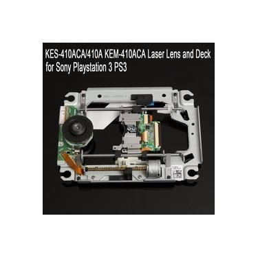 Lente a laser KES-410ACA / 410A KEM-410ACA com deck para Sony Playstation 3 PS3 Novo