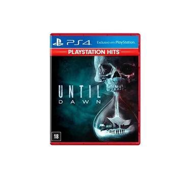 Jogo Until Dawn Hits para PS4 - P4DA00730701FGM