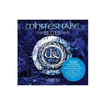Cd Whitesnake The Blues Album Mmxxi