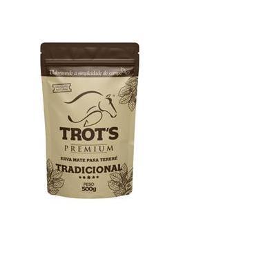 Erva Mate Tereré Trots Premium Tradicional 500 G