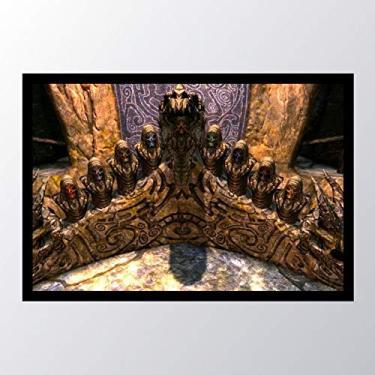 Quadro com moldura The Elder Scrolls V_021