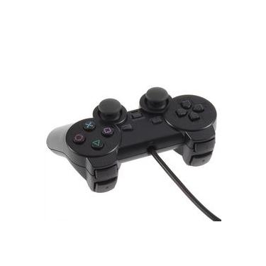 Substitui??o Wired Jogo Analog Controller Gamepad para Sony Playstation 2