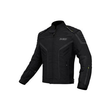 Jaqueta Impermeavel Iron 2 Masculina X11 Moto Preta G