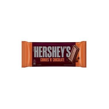 Barra de Chocolate Cookies ?N? Choco 87g 1 UN Hersheys