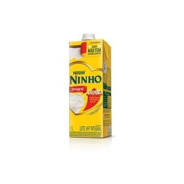 Leite Longa Vida Integral Ninho Forti+ Tetra Pak 1 L