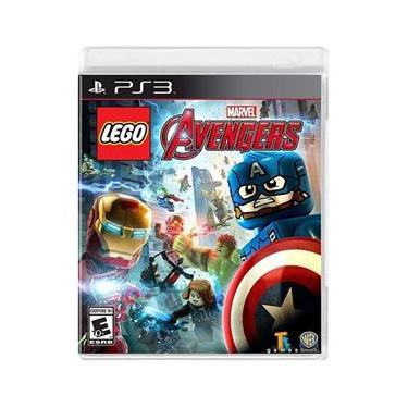 Lego Marvel Avengers - Ps3