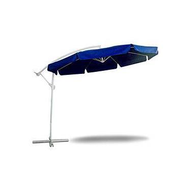 Ombrelone Malaga 300 - Azul - Nautika